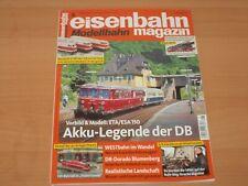 Eisenbahn Modellbahn Magazin Ausgabe 6 Juni 2019 Neuwertig!