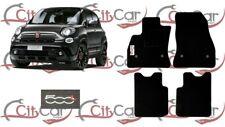 TAPPETINI FIAT 500L DAL 2012> TAPPETI PER AUTO MOQUETTE ORIGINALI 46068348
