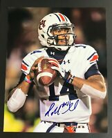 NICK MARSHALL NCAA Auburn Tigers Football Auto Autographed Signed 8x10 Photo