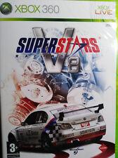 SUPERSTARS V8 RACING. JUEGO PARA XBOX 360. NUEVO, PRECINTADO.