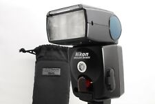 """Near Mint"" Nikon Speedlight SB-80DX Shoe Mount Flash with Case from Japan #210"