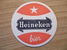Heineken Lager/Weissbeer Collectable Beer Bar Mats