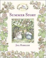 Brambly Hedge: Summer Story by Jill Barklem (Hardback, 1984)