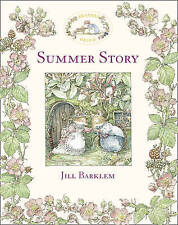 Brambly Hedge Summer Story by Jill Barklem BRAND NEW BOOK (Hardback, 1984)