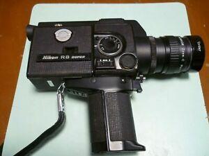 Nikon R 8 super video camera