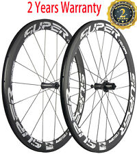 50mm Carbon Wheels R7 Hub Clincher Bicycle Road Bike Wheelset 700C Ultra Light