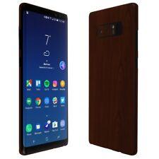 Skinomi Dark Wood Skin+Clear Screen Protector For Samsung Galaxy Note 8