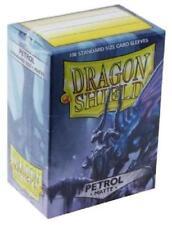 Dragon Shield Standard Size Card matte Sleeves Petrol Magic Pokemon 100ct box