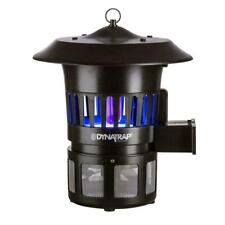 DT1100 1/2-acre optional wall mount insect and mosquito trap   dynatrap electric