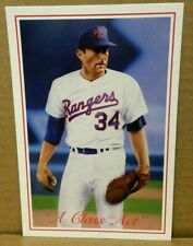 """Competitive Images Postcard of Nolan Ryan by Keith Murray - 6""""X4"""" - Ex Cond"""