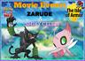 PREORDE Zarude & Shiny Celebi The Pokemon Movie Event - Pokemon Sword and Shield