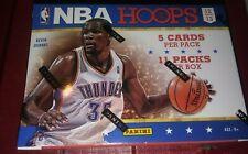 2012-13  PANINI  Hoops Basketball 11 pack Blast Box Double Draft RCs Possible