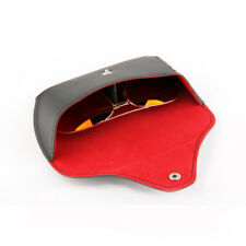 Durable PU Leather Glasses Case Sunglasses Eyeglasses Storage Holder Bag