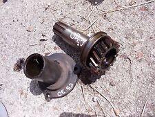 Cockshutt 30 tractor main transmission input drive shaft & cover holder bracket