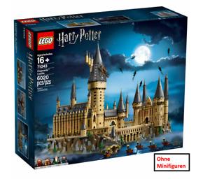 Lego 71043 Harry Potter Château Poudlard Lot Neuf avec Emballage D'Origine Sans