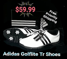 NEW IN BOX WITH TAGS ADIDAS Golflite Tr Mens Golf Shoe  Size 9