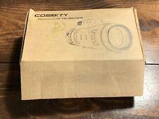 Cosbity Monocular Telescopes, 12x50 Dual Focus Waterproof Spotting Scopes