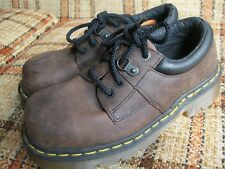 NWT - Dr Martens Mens Size 6 Womens 7 (UK 5) Steel Toe Safety Shoe Slip-Res 8833