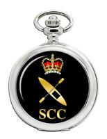Sea Cadets SCC Kanufahren Abzeichen Taschenuhr