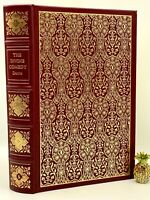 Easton Press DIVINE COMEDY Dante Collector's LIMITED Edition HEAVEN HELL Leather