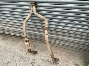RANGE ROVER CLASSIC V8 EXHAUST DOWN PIPES GOOD