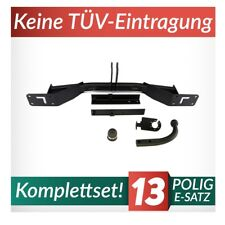 Opel Meriva B 10-17 Anhängerkupplung starr+ES 13p uni Kpl AHK