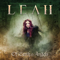 Leah - Of Earth & Angels [New Vinyl LP]
