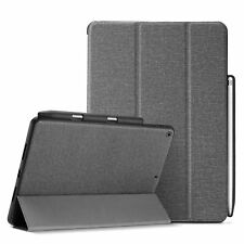"Slim Folio Protective Case Smart Cover for iPad 9.7"" 6th/5th Generation, Grey"