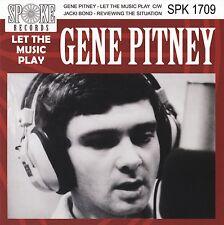 "GENE PITNEY / JACKI BOND Let The Music Play vinyl 7"" unreleased 1967 recordings!"