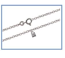Chaîne De Cheville cristal Zirconium  Argent Massif 925/000 Bijoux Femme