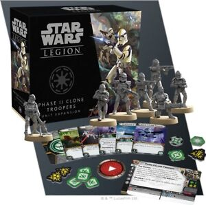 Star Wars: Legion Phase II Clone Troopers Unit Expansion Phase 2 NEW/SEALED!
