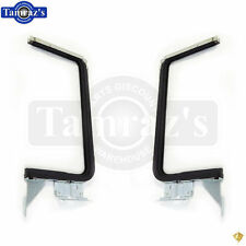 55-57 Chevy HARDTOP/CONV Door Vent Glass Wing Window OUTER Frame - PAIR