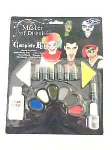 Master of Disguise, Complete Halloween Make-up Kit