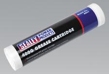 Genuine SEALEY SGC1   Grease Cartridge EP2 Lithium 400g