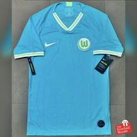 Authentic Nike VFL Wolfsburg 2019/20 Away Jersey. BNWT, Size S.