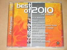 BOITIER 2 CD / BEST OF 2010 / DIE ZWEITE / NEUF SOUS CELLO