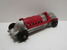 VINTAGE  HUBLEY KIDDIE TOY 7 & 1/2 INCH DIE CAST RACE CAR **ORIGINAL CONDITION**