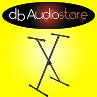 Proel EL 80 Supporto Stand Regolabile per Tastiera Mixer Console Dj Karaoke