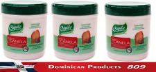 3 Capilo Sole & Cinnamon suela y canela Hair Conditioner Cream 8 oz brazil japan