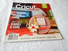 Cricut Magazine December 2011 Delightful Holiday Cards Pretty Tree Ornamants