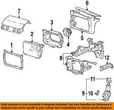 S L on Acura Integra Headlight Diagram