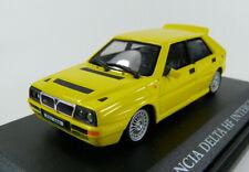Lancia Delta HF Intergrale gelb American Mint 1:43 ohne OVP [K4]