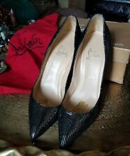 Christian Louboutin  38/ us. 8 1/2