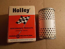 Vintage NOS Holley Gas Filter 62R-124A Crosses To AC GF157 3-7/16 High by 2-1/16