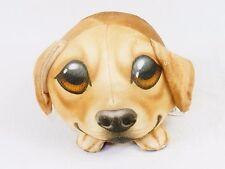 Fur Balls Hound Dog Puppy ~ Cute Cuddly Round Plush Pets, 3D Graphics, Style #7