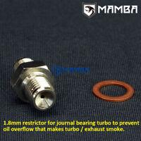 Turbo Oil Feed Engine Block Supply Banjo Bolt Kit TOYOTA Supra Soarer 7M-GTE