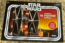 STAR WARS THE VINTAGE COLLECTION TIE FIGHTER W/ PILOT TVC