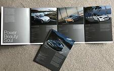 Aston Martin  Model Range Brochure July 2008 V8 V12Vantage DBS DB9 Volante