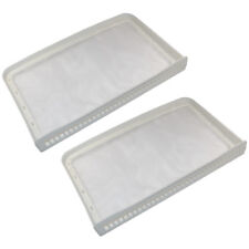2-Pack Dryer Lint Filter Screen for Whirlpool Dryers, Wp33001808 Replacement