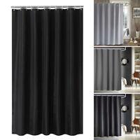 Tenda per doccia in polietilene 180x200cm Impermeabile Tinta unita Tenda Doccia